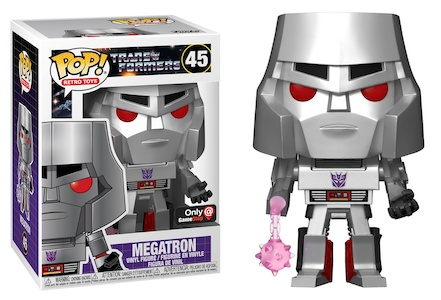 Ultimate Funko Pop Transformers Figures Checklist and Gallery 21