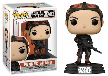 Ultimate Funko Pop Star Wars Figures Checklist and Gallery 560