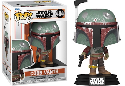 Ultimate Funko Pop Star Wars Figures Checklist and Gallery 561