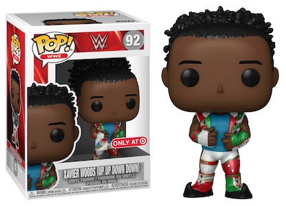 Ultimate Funko Pop WWE Wrestling Figures Checklist and Gallery 124