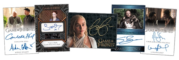 2021 Rittenhouse Game of Thrones Iron Anniversary Series 2 Trading Cards 3