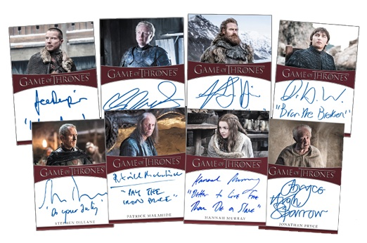 2021 Rittenhouse Game of Thrones Iron Anniversary Series 2 Trading Cards 2