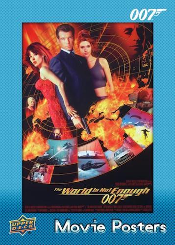 2021 2020 Upper Deck James Bond Villains & Henchmen Trading Cards Checklist 5