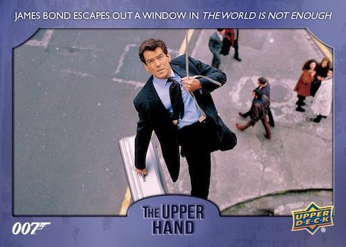 2021 2020 Upper Deck James Bond Villains & Henchmen Trading Cards Checklist 4