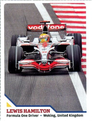 Top Lewis Hamilton Cards to Collect 2