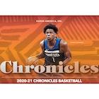 2020-21 Panini Chronicles Basketball Cards