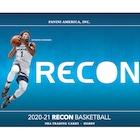 2020-21 Panini Recon Basketball Cards