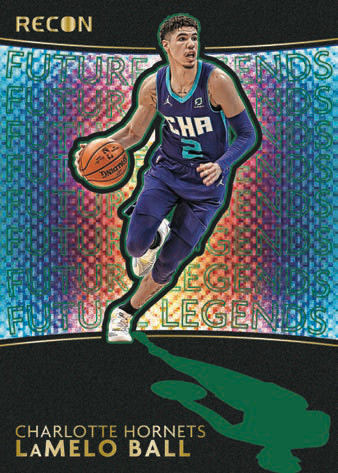 2020-21 Panini Recon Basketball Cards 5