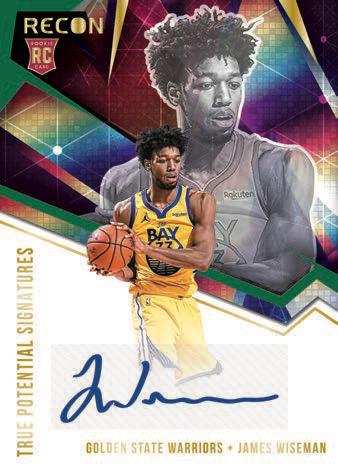 2020-21 Panini Recon Basketball Cards 7