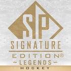 2020-21 SP Signature Edition Legends Hockey Cards