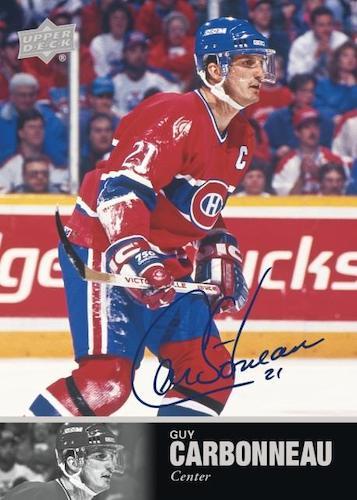 2020-21 SP Signature Edition Legends Hockey Cards 3