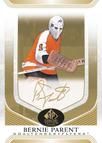 2020-21 SP Signature Edition Legends Hockey Cards 1