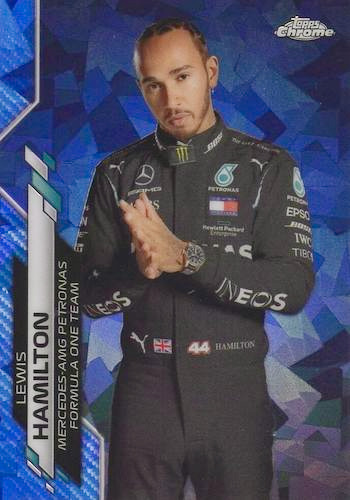 Top Lewis Hamilton Cards to Collect 7