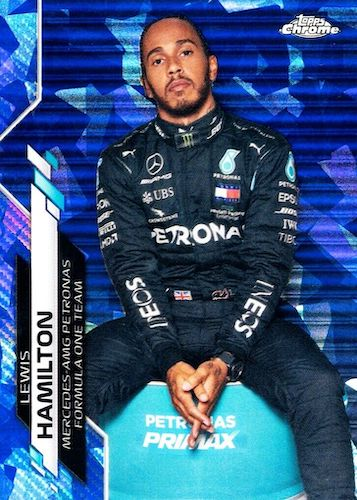 Top Lewis Hamilton Cards to Collect 8