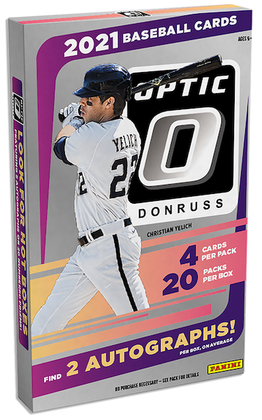 Top Selling Sports Card and Trading Card Hobby Boxes List 1