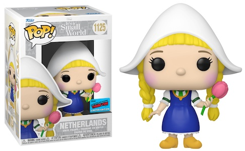 2021 Funko New York Comic Con Exclusives Figures Gallery and Shared List 6