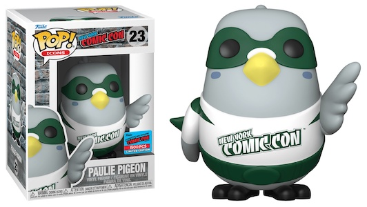 2021 Funko New York Comic Con Exclusives Figures Gallery and Shared List 12