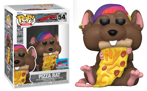 2021 Funko New York Comic Con Exclusives Figures Gallery and Shared List 13
