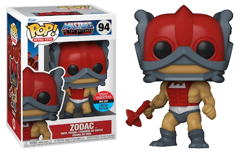 2021 Funko New York Comic Con Exclusives Figures Gallery and Shared List 15