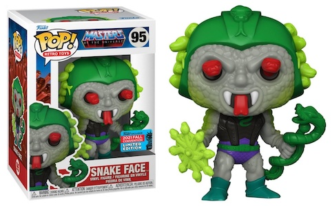 2021 Funko New York Comic Con Exclusives Figures Gallery and Shared List 16