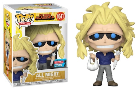 2021 Funko New York Comic Con Exclusives Figures Gallery and Shared List 18
