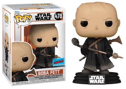 2021 Funko New York Comic Con Exclusives Figures Gallery and Shared List 22