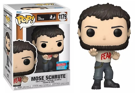 2021 Funko New York Comic Con Exclusives Figures Gallery and Shared List 20