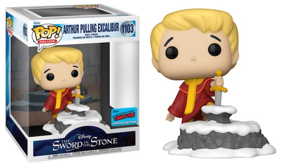 2021 Funko New York Comic Con Exclusives Figures Gallery and Shared List 24
