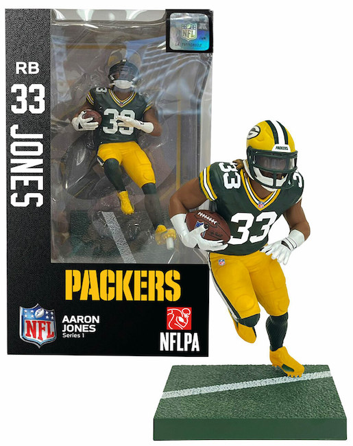 2021 Imports Dragon NFL Football Figures Gallery and Checklist 2