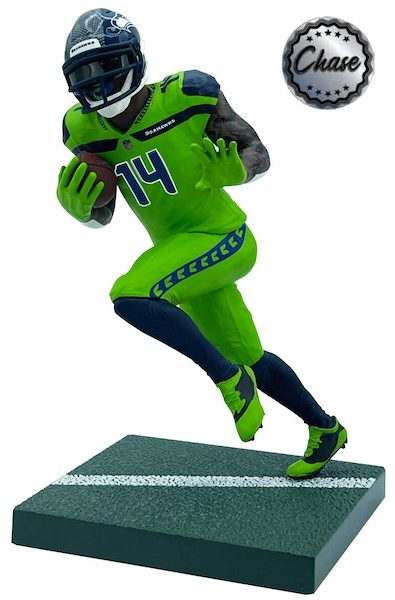 2021 Imports Dragon NFL Football Figures Gallery and Checklist 9