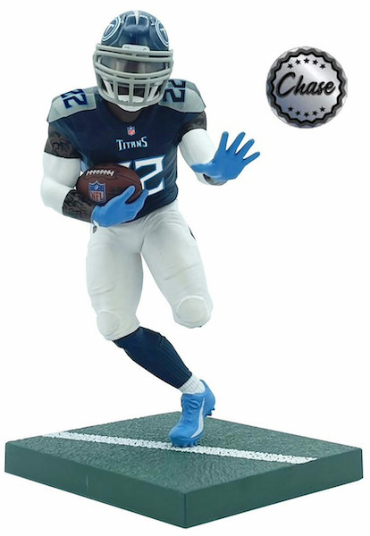 2021 Imports Dragon NFL Football Figures Gallery and Checklist 7