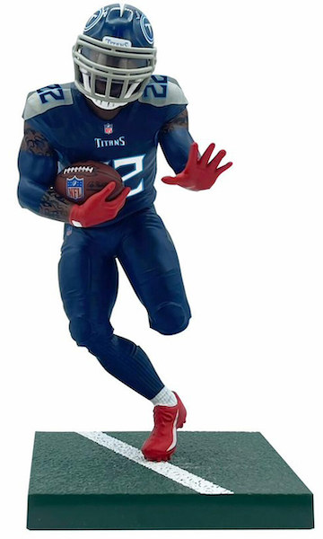 2021 Imports Dragon NFL Football Figures Gallery and Checklist 6