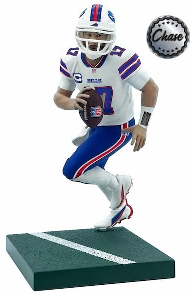 2021 Imports Dragon NFL Football Figures Gallery and Checklist 11