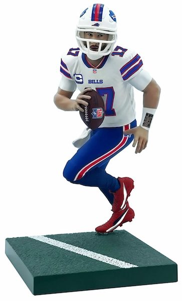 2021 Imports Dragon NFL Football Figures Gallery and Checklist 10