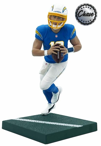 2021 Imports Dragon NFL Football Figures Gallery and Checklist 13