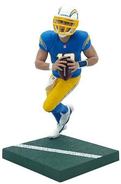 2021 Imports Dragon NFL Football Figures Gallery and Checklist 12