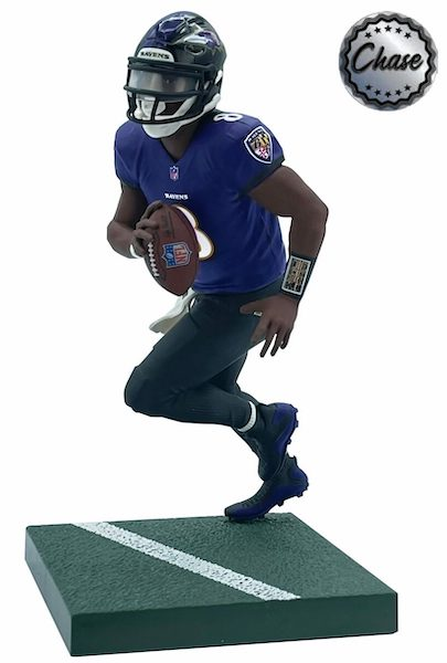 2021 Imports Dragon NFL Football Figures Gallery and Checklist 15