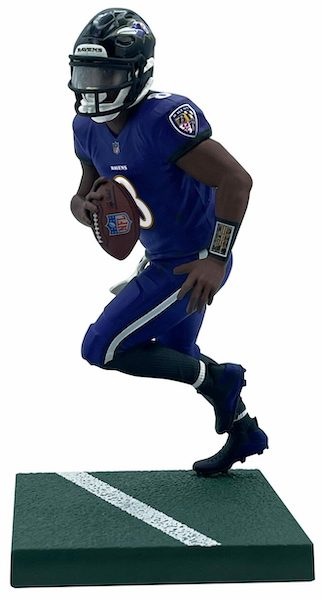 2021 Imports Dragon NFL Football Figures Gallery and Checklist 14