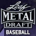 2021 Leaf Metal Draft Baseball Cards