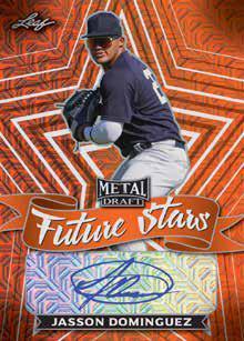 2021 Leaf Metal Draft Baseball Cards 5
