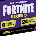 2021 Panini Fortnite Series 3 Trading Cards