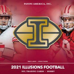 2021 Panini Illusions Football Cards