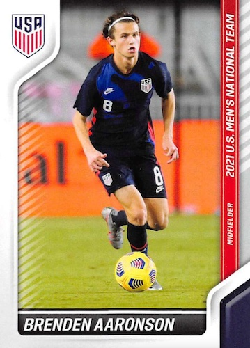 2021 Panini Instant US National Team Set Soccer Cards 1