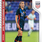 2021 Panini Instant US National Team Set Soccer Cards