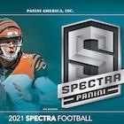 2021 Panini Spectra Football Cards