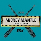 2021 Topps Mickey Mantle Collection Baseball Cards - Checklist Added
