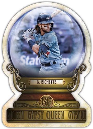 2022 Topps Gypsy Queen Baseball Cards 3
