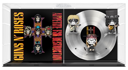 Funko Pop Albums Music Figures Gallery and Checklist 20