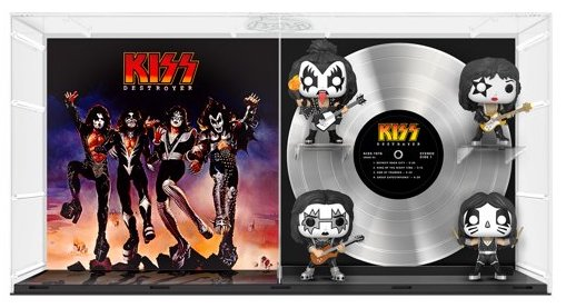 Funko Pop Albums Music Figures Gallery and Checklist 18