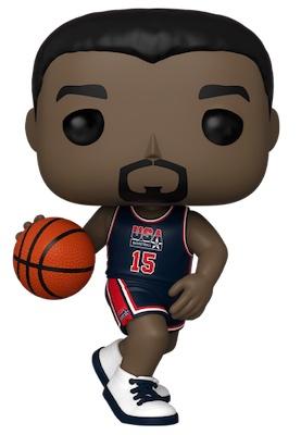 Ultimate Funko Pop Basketball NBA Figures Gallery and Checklist - Dream Team 132